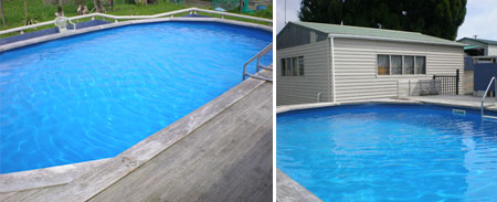 Ranui Motel Pool